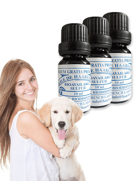 3 шишиња од 10 ml за домашни миленици