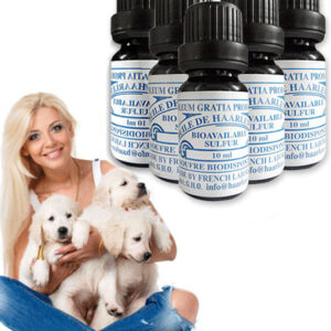 20 Bottles Of 10ml For Pets